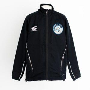Jacket Track Black