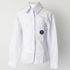 Senior Blouse Long Sleeved