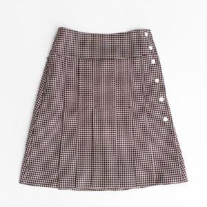 Senior Pleat Skirt